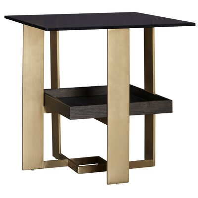 Fitzroy Rectangular End Table