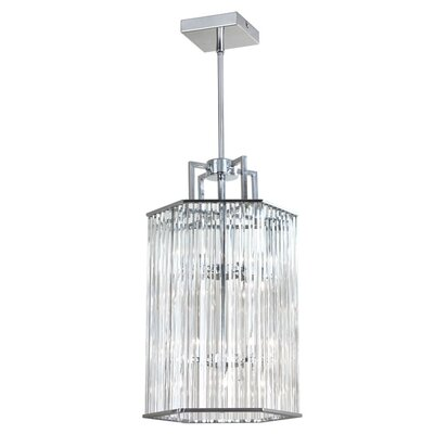Lefferts 6-Light Foyer Pendant