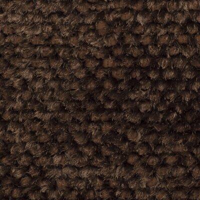 Maya Chocolate Rug Rug Size: 4 x 6