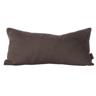 Rozek Lumbar Pillow Color: Bella Chocolate
