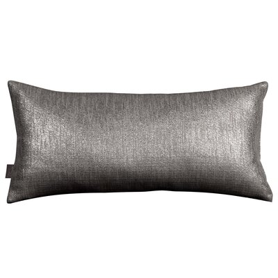 Rozek Lumbar Pillow Color: Glam Zinc