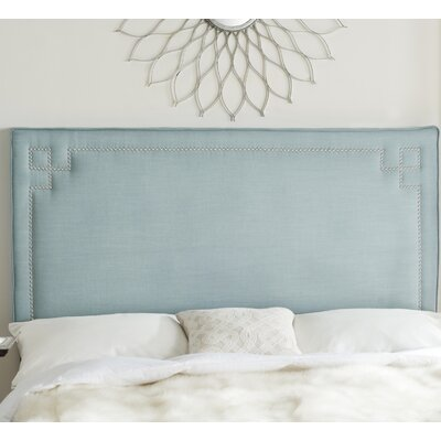 Kubrick Upholstered Panel Headboard Size: King
