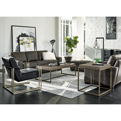 Edison 2  Piece  Coffee Table Set
