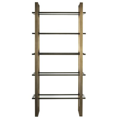 Norris Etagere Bookcase 10326 Product Photo