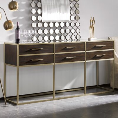 Becket Console Table