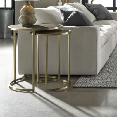 Edison 2 Piece Nesting Tables