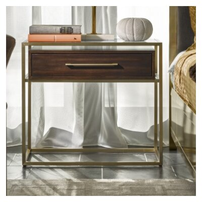 Elston 1 Drawer Nightstand