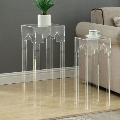 Rosaline 2 Piece Nesting Tables