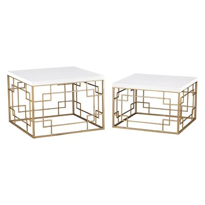 Weatherly 2 Piece Nesting Tables