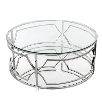 Cormac Round Coffee Table