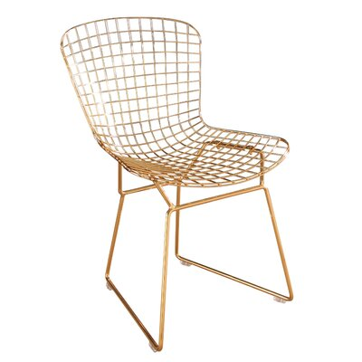 Brucie Iron Side Chair