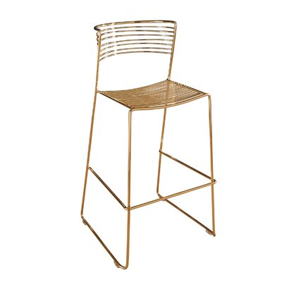 Robbie 29.5 Iron Bar Stool