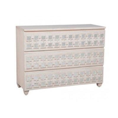 Lisson 3 Drawer Standard Dresser Finish: Manor Cottage Shutter