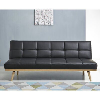 Bulloch Solid Sleeper Sofa