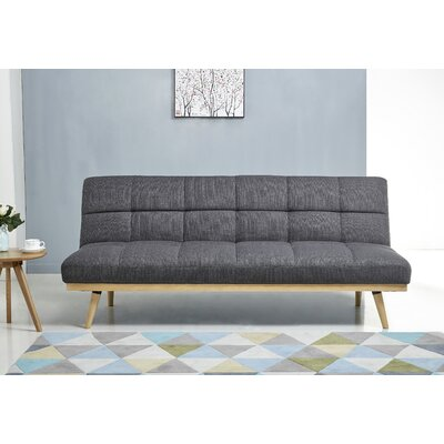 Ellis Sleeper Sofa Upholstery: Gray