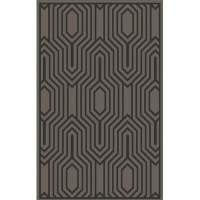 Sula Charcoal Area Rug Rug Size: Rectangle 33 x 53