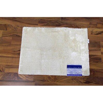Nicollet Bath Rug Size: 17 H x  24 W, Color: White