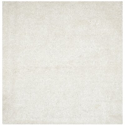 Stellan Off White Rug Rug Size: Square 7