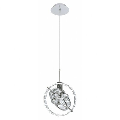 Rosenow 1-Light Mini Pendant