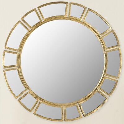 Aurora Round Oversized Wall Mirror