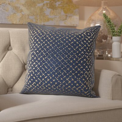 Hartlepool Cotton Throw Pillow