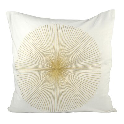 Ries Cotton Throw Pillow
