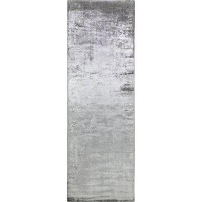 Glenni Oyster Area Rug Rug Size: Runner 26 x 8