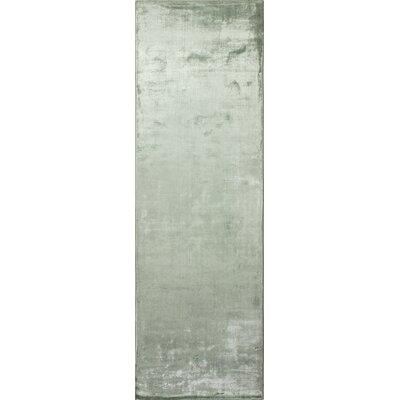 Spilsby Seafoam Rug Rug Size: Runner 26 x 8