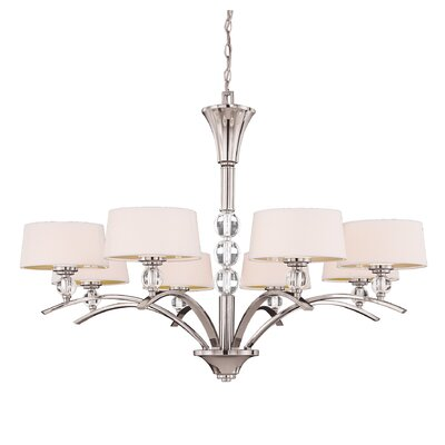 Lewis 8-Light Drum Chandelier