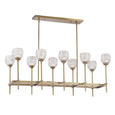 Hawkins 10-Light Kitchen Island Pendant