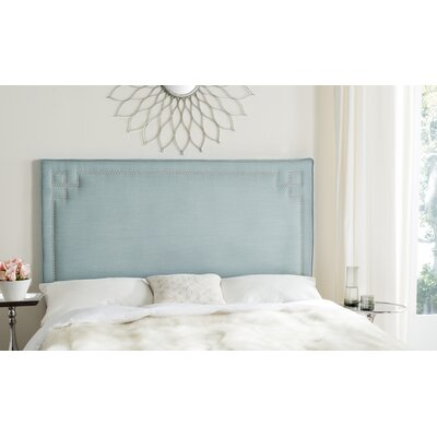 Kubrick Upholstered Panel Headboard Size: Queen
