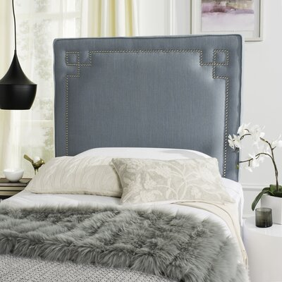 Kubrick Upholstered Panel Headboard Size: Twin