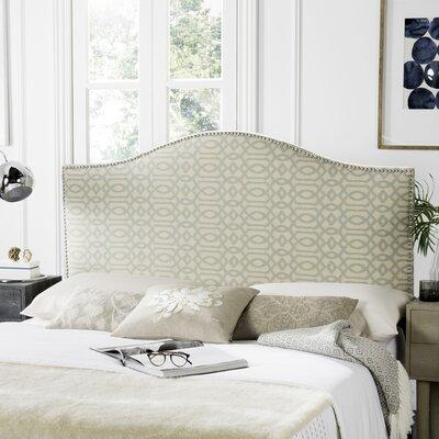 Bismark Upholstered Panel Headboard Size: Queen