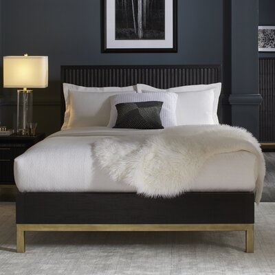 Holford Platform Bed Size: King