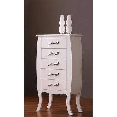 Beckett 5 Drawer Chest
