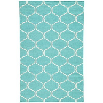 Wilder Sea Moroccan Area Rug Rug Size: Rectangle 5 x 8