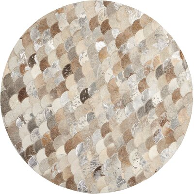 Miramontes Brown/Gray Area Rug