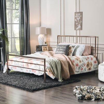 Tatum Panel Bed Size: Queen