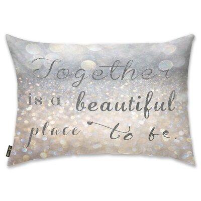 Beautiful Place to Be Lumbar Pillow