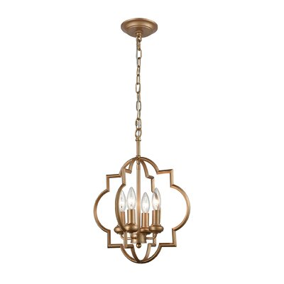 Cirencester 4-Light Foyer Pendant