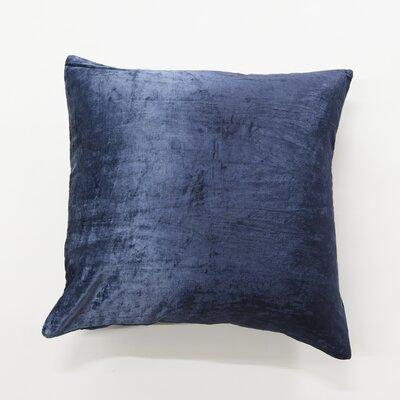 Robillard Ombre Pillow Cover Color: Navy