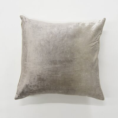 Robillard Ombre Pillow Cover Color: Taupe