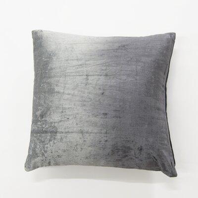 Robillard Ombre Pillow Cover Color: Gray