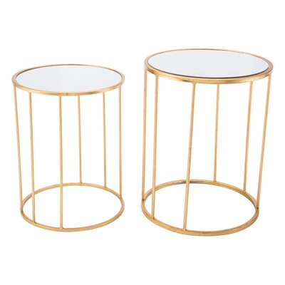 Castlethorpe 2 Piece Nesting Tables