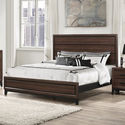 Schuyler Panel Bed Size: Queen