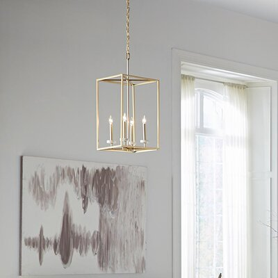 Jancis 4-Light Pendant