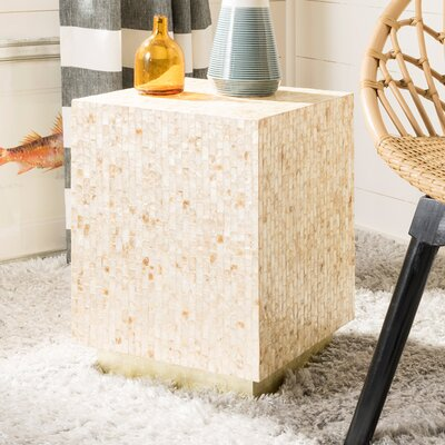 Heideman Mosaic End Table