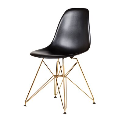 Lamphere Dining Chair Color: Black