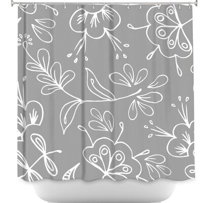 Flora Mix Shower Curtain