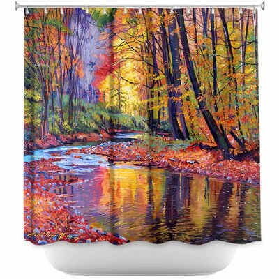 Autumn Prelude Shower Curtain